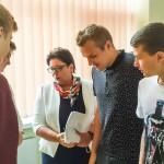 Rodzina z Donbasu dostała mieszkanie w Nowym Sączu