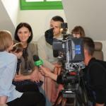 Ewakuowani z Donbasu rozpoczęli normalne życie