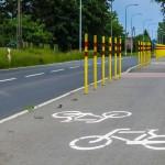 Czy oznakowanie ścieżki rowerowej może być innowacyjne? Musi, jeśli samorząd chce otrzymać środki unijne