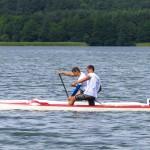 Młodzi kajakarze Olimpii Elbląg przywieźli worek medali z ogólnopolskich zawodów