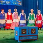 Zespół Kalina z Rogóża zwycięzcą pierwszego jesiennego zestawienia Ludowych Przebojów Radia Olsztyn