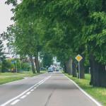 Remont dróg w Nidzicy