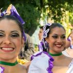 Ludowe tańce i śpiewy opanowały Olsztyn