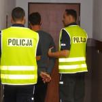 Podpalacz komendy w Iławie trafił do aresztu