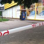 Wysadzili i okradli bankomat w Kortowie