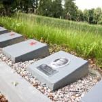 Kazachski senator odnalazł w Braniewie grób brata