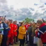 """Premier Ewa Kopacz w Giżycku: """"szestnastka"""" będzie budowana"""