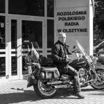 Motocykliści z Warmii i Mazur pożegnają księdza Krużyckiego