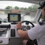 Policjanci z Warmii i Mazur rozpoczęli sezon żeglarski