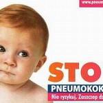 W Ełku bezpłatne szczepienia dzieci przeciwko pneumokokom