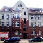 Po pożarze 21 osób zostało bez dachu nad głową