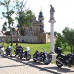Motocykliści pożegnali księdza Krużyckiego