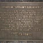 """Ponad 100 osób aresztowanych, wyroki śmierci i długoletnie więzienia. Elbląg uczcił ofiary prześladowań """"Sprawy Elbląskiej"""""""