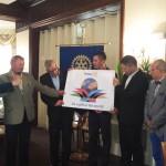 Aleksander Jarmołkowicz nowym Prezydentem Klubu Rotary Olsztyn