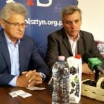 Konferencja posła Szmita: sytuacja sadowników, blokada DK16