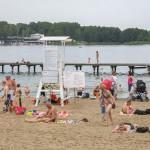 Ratownicy będą dłużej na olsztyńskich plażach