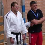 Olsztyński judoka walczy o miejsce na igrzyska do Rio