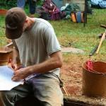 Archeolodzy i poszukiwacze badają Pola Grunwaldzkie