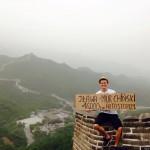 Iławianin wrócił autostopem z Chin