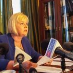 Posłanka Lidia Staroń odchodzi z PO