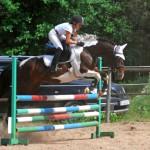 Wygra jeździec, który lepiej porozumie się z koniem
