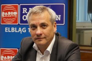 Jerzy Szmit: Dla strony polskiej rosyjskie przepisy są nie do przyjęcia. Fot. Ł. Sadlak