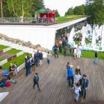 Ukiel ma zatrzymać turystów w Olsztynie