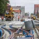 Budowa tramwajów utrapieniem wielu mieszkańców
