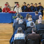 Studenci WSIiE rozpoczęli rok akademicki