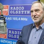 Zbigniew Babalski: Ryzyko zarażenia ptasią grypą jest też na Warmii i Mazurach