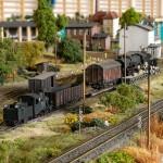 Niepowtarzalna wystawa makiet kolejowych
