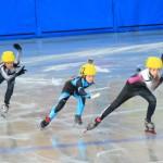 Short track: świetny występ łyżwiarzy na Słowacji