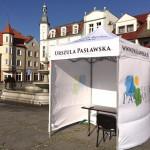 Mobilna kampania Urszuli Pasławskiej