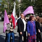 Partia Razem zaprezentowała kandydatów do Sejmu