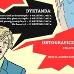 Elbląg: walka o tytuł najlepszego ortografa