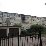 Kolejny pożar w olsztyńskim Samotniaku