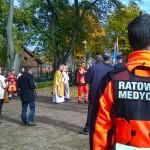 Ratownicy medyczni świętowali w Klebarku Wielkim