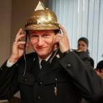Grzegorz Matczyński: zostałem strażakiem tak jak mój ojciec