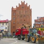 Otwarto skrzyżowania przy Wysokiej Bramie w Olsztynie