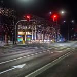 Ewakuacja  Galerii Warmińskiej w Olsztynie. Na parkingu zapalił się samochód