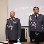 Nagłe odwołanie komendanta-rektora WSPol w Szczytnie