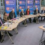 Debata kandydatów do Sejmu z okręgu elbląskiego