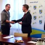 Ełk dofinansował miejskie kluby sportowe