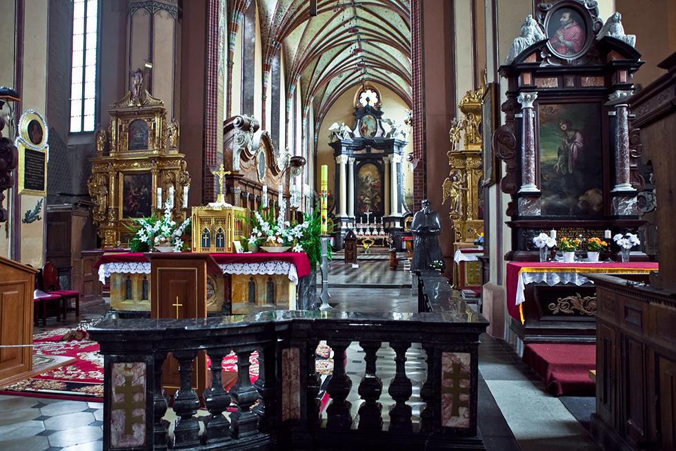 Bazylika archikatedralna Wniebowzięcia Najświętszej Marii Panny i św. Andrzeja we Fromborku