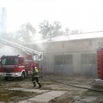 Seria pożarów w gminie Ostróda