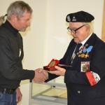 Zygmunt Rząp uhonorowany medalem Związku Piłsudczyków