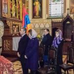 W Klebarku Wielkim upamiętniono pomordowanych Ormian
