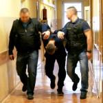 Złapano 29-latka, który w Elblągu napadł na bank