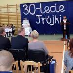 """Jubileusz 30-lecia morąskiej """"trójki"""""""