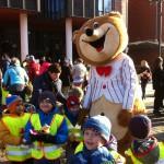 Ulicami Elbląga przeszedł dziecięcy marsz